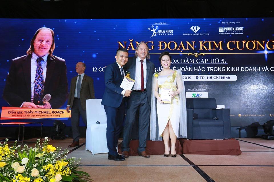 Tri ân Tập đoàn Bất động sản TLM đã đồng hành cùng Năng Đoạn Kim Cương 2019