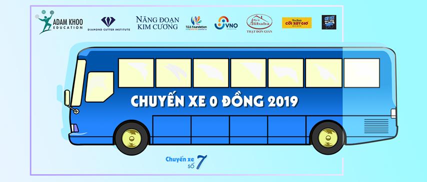 Chuyến xe 0 đồng 2019, mang lại niềm vui cho những người con xa xứ