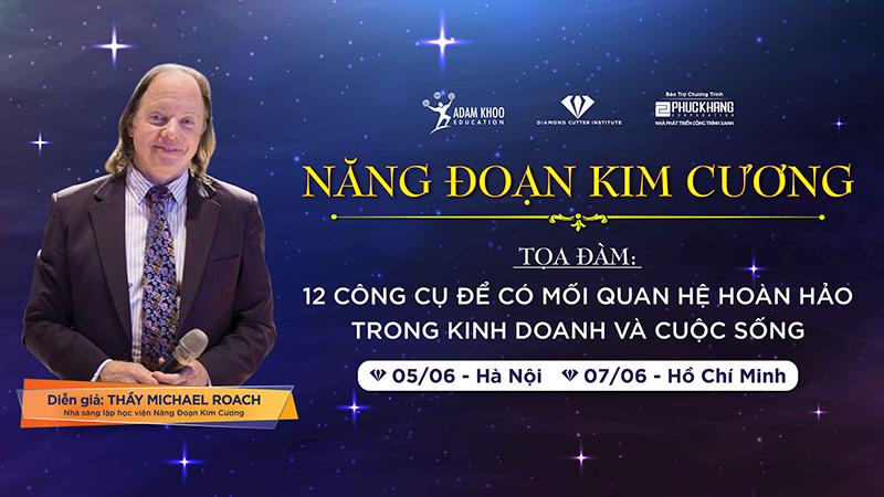 Sự Kiện Năng Đoạn Kim Cương 2019 diễn ra tại Việt Nam với quy mô hơn 5200 người tham dự