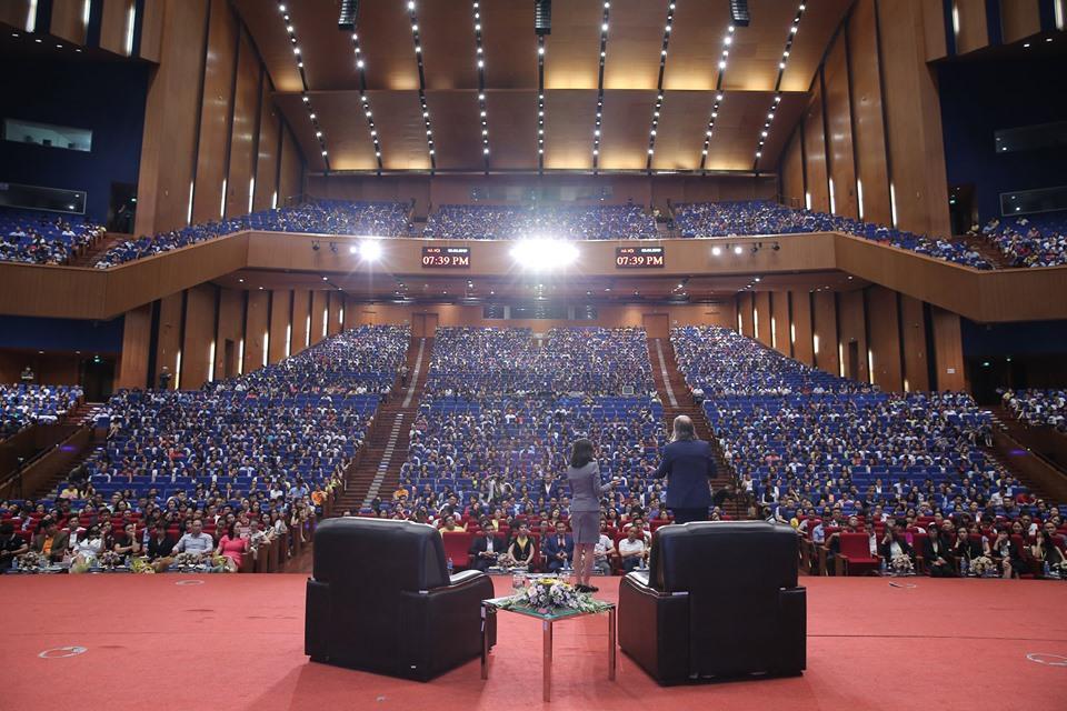 Hơn 5000 Người Tham Dự Chuỗi Chương Trình Năng Đoạn Kim Cương - DCI Cấp Độ 5