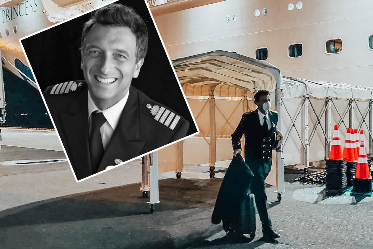 Gennaro Arma vị thuyền trưởng của con tàu mang cơn ác mộng Covid-19