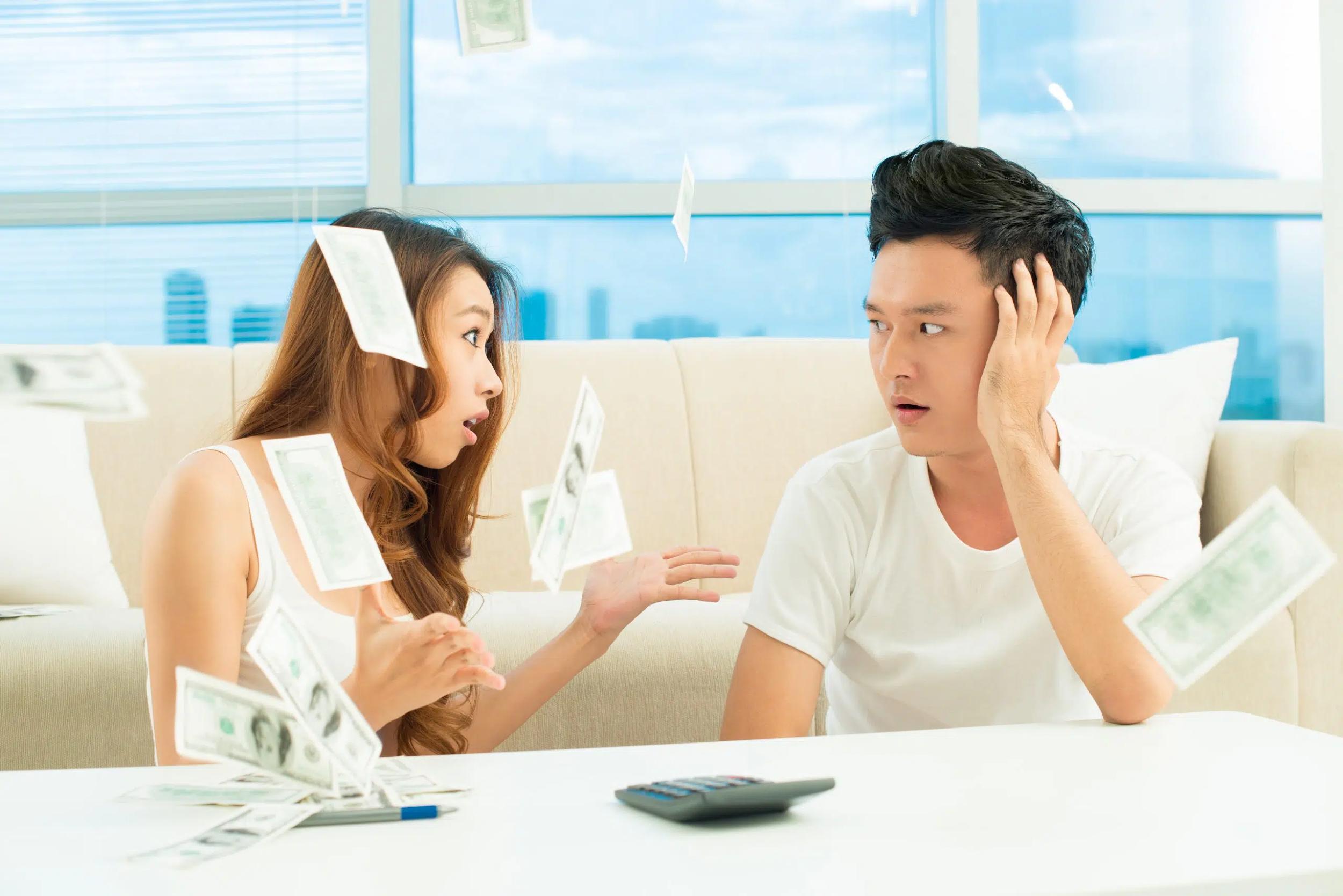 7 vấn đề tài chính của dân văn phòng