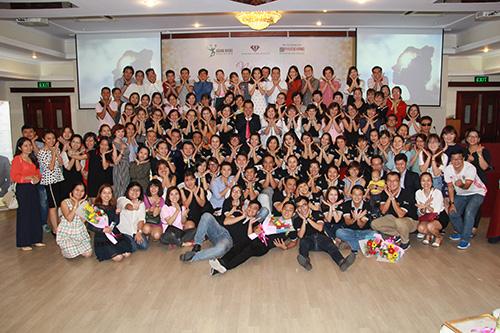 Ngày hội Năng Đoạn Kim Cương lần 1 - Tp HCM ngày 06-05-2018