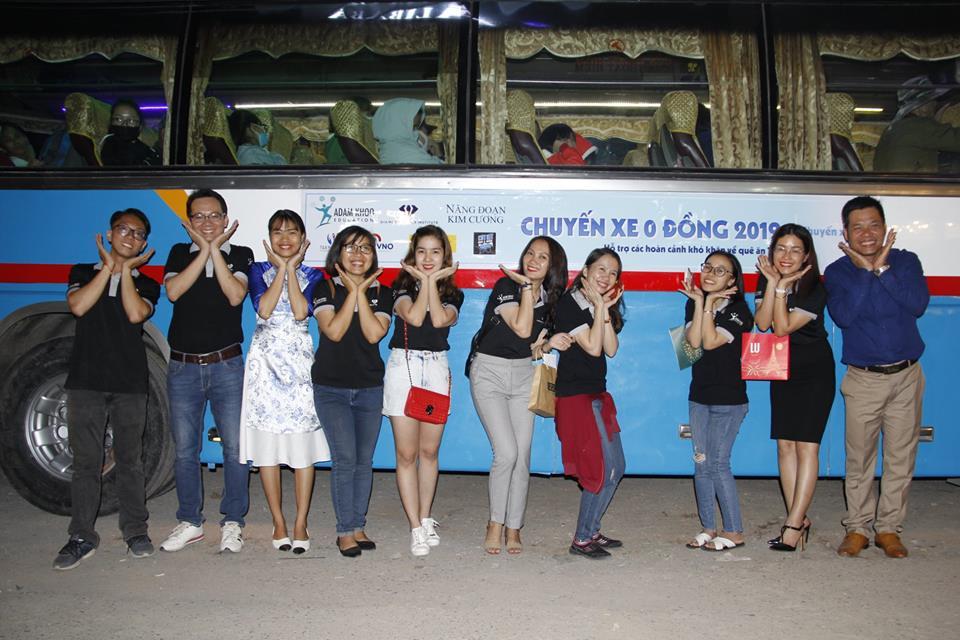 Chuyến Xe 0 Đồng 2019 - Chuyến xe số 7