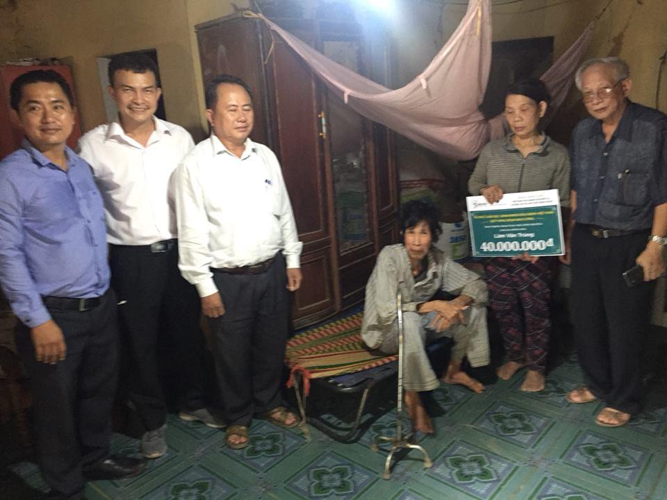 Khánh thành 4 căn nhà tình thương tại tỉnh Bình Định 28-122018