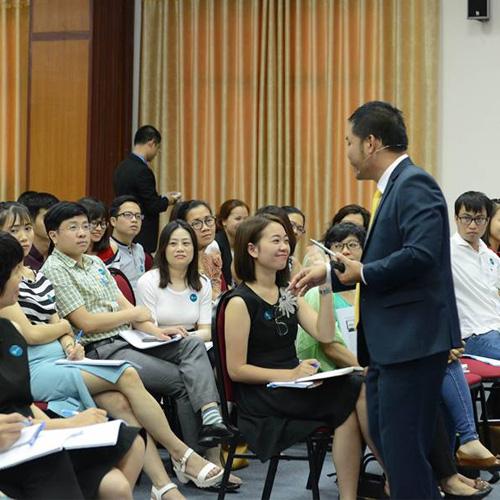 Khóa học NĂNG ĐOẠN KIM CƯƠNG cấp độ 1 - Hà Nội (Ngày 07/05/2017)