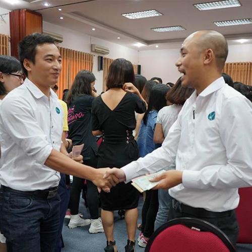 Khóa học NĂNG ĐOẠN KIM CƯƠNG cấp độ 1 - Hà Nội (20/08/2017)