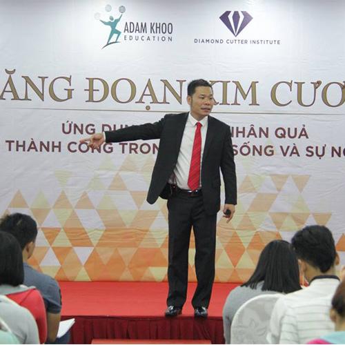 Khóa học NĂNG ĐOẠN KIM CƯƠNG cấp độ 1 - HCM (11/06/2017)