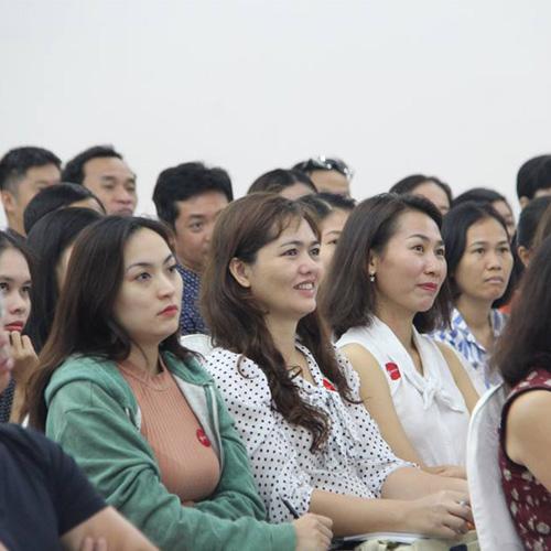 Khóa học NĂNG ĐOẠN KIM CƯƠNG cấp độ 1 - (HCM 29/10/2017)