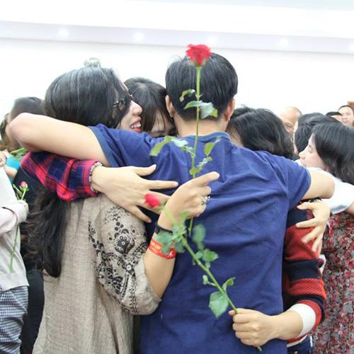 Khóa học Năng Đoạn Kim Cương cấp độ 2 - Khóa 3 (13 - 14/05/2017)