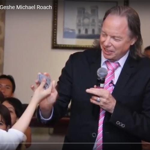 Video khóa học Năng Đoạn Kim Cương level 2 - Geshe Michael Roach