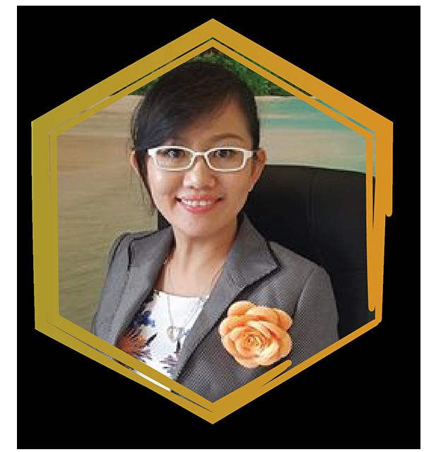 Chị Trần Nguyễn Hoàng Bảo Ngọc